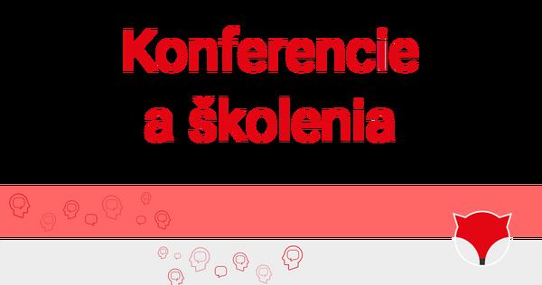 konferencie a školenia