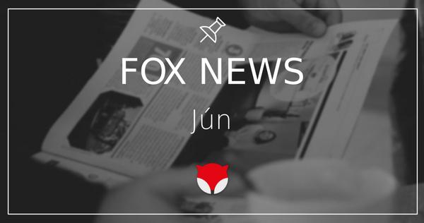 júnové lišiacke novinky