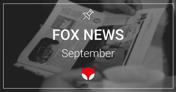 Septembrové novinky v Bidding Foxe, Pricing Foxe a vo svete porovnávačov