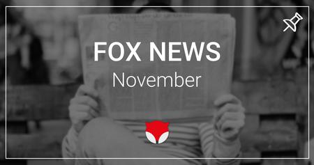 Novembrové lišiacke novinky
