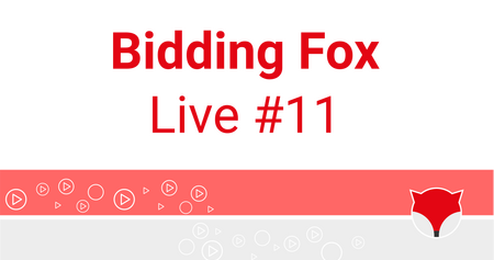 Bidding Fox Live #11