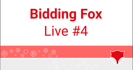 Bidding Fox Live #4