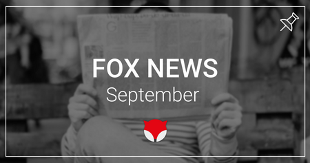 Septembrové lišiacke novinky