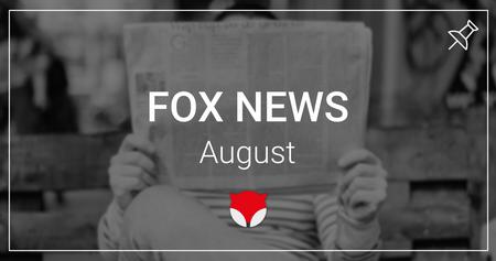 Bidding Fox News August