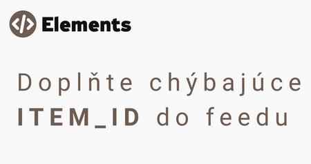 ITEM_ID do feedu
