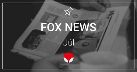 Júlové lišiacke novinky