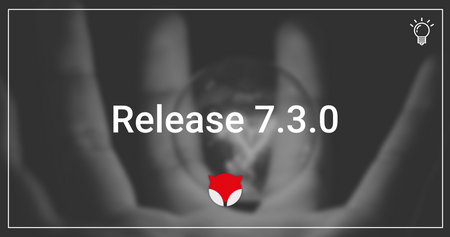 Release 7.3.0