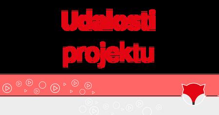 udalosti projektu
