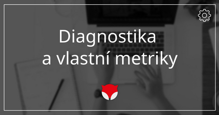 Diagnostika a vlastní metriky