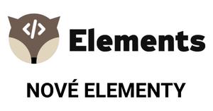 Bidding Fox Elements vie pracovať s novými dátami