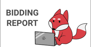 Pravidelné reporty od Bidding Fox