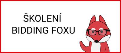 Workshop ako na bidding pomocou Bidding Foxu
